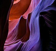 Sandstone Cascade by DawsonImages