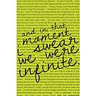 We Were Infinite - Quotes by stephisinsanity