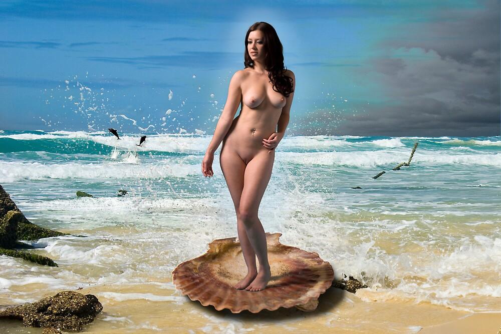 Aphrodite Reborn by nudemuse