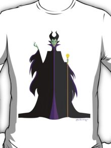 Origami - Mistress of All Evil T-Shirt