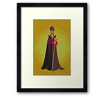 Vile Betrayer  Framed Print
