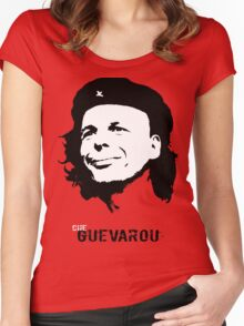 Che Guevarou Women's Fitted Scoop T-Shirt
