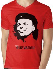 Che Guevarou Mens V-Neck T-Shirt