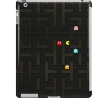 PAC MAN WITH PINK BOW iPad Case/Skin