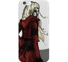 Red Rider iPhone Case/Skin