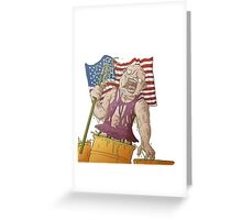 Toxie Greeting Card