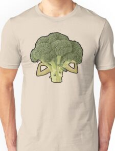 Broccoli Builder Unisex T-Shirt