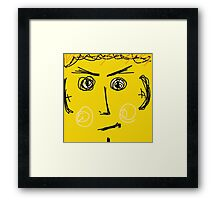 John Lemon Framed Print