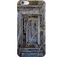 The Door To Nowhere iPhone Case/Skin