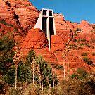 Chapel of the Holy Cross by steveberlin