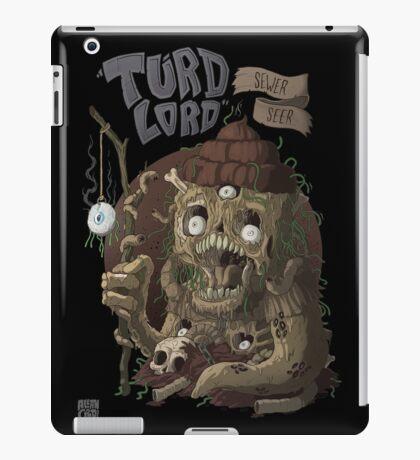 Sewer Lords - Turd Lord iPad Case/Skin