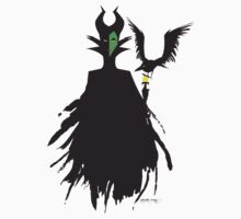 Mistress of All Evil - Maleficent Kids Clothes