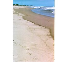 Shades of Beach Photographic Print