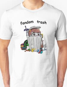 Fandom Trash Logo T-Shirt