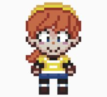 April O'Neil Ninja Turtles 2012 Mini Pixel by geekmythology