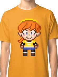 April O'Neil Ninja Turtles 2012 Mini Pixel Classic T-Shirt