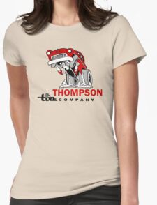 Thompson Tire Co Womens Fitted T-Shirt