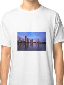 Gold Coast Skyline Classic T-Shirt