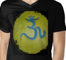 Oom... Mens V-Neck T-Shirt
