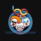 baby clown posse by yvonne willemsen