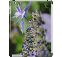 Shooting Star Hydrangea iPad Case/Skin