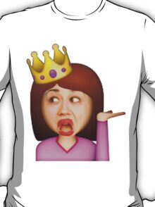 Miranda Sings is Queen Emoji 2 T-Shirt