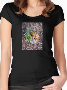The Fungus Among Us Women's Fitted Scoop T-Shirt