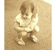 Waiting Around Photographic Print