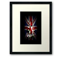 James Bond- 007 Framed Print