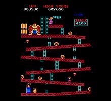 Donkey Kong Arcade by Octavio Velazquez