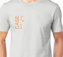 CASE Logo - Interstellar Unisex T-Shirt