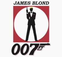 """the name's blond, james blond"" by jfpictures"