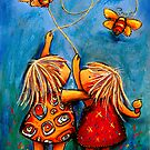 Forever Friends by © Karin (Cassidy) Taylor