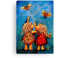 Forever Friends Canvas Print