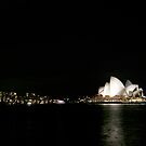 Sydney Opera House by Barbara Gordon