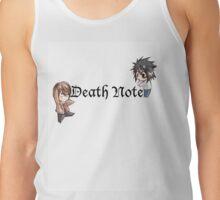 Deathnote Chibi Tank Top