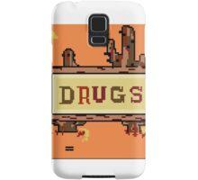 Drugs Sign Earthbound Samsung Galaxy Case/Skin