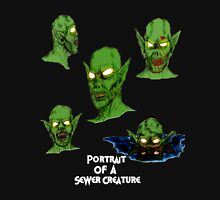 Portrait Of A Sewer Creature Unisex T-Shirt