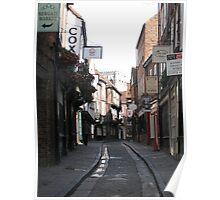 Shambles York Street Poster