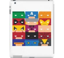 SuperBlocks - Marvel iPad Case/Skin