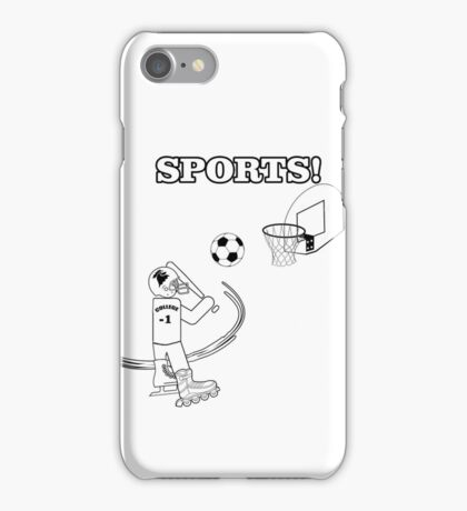 All In One Sports iPhone Case/Skin