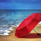 Red Umbrella  by Ben Ryan