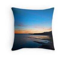 Kimmeridge Bay 5 Throw Pillow