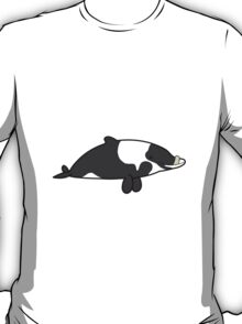 Chibi Strap Toothed Whale T-Shirt