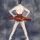 Dancer by J-C Saint-Pô