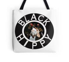 Black Hippy Tote Bag