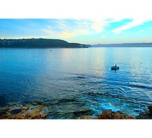 Solitary - Balmoral Beach - The HDR Series Photographic Print