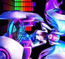 Ultra HD Sona Poster by Potatrice