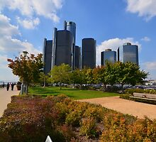 Welcome to Detroit City by 123shop