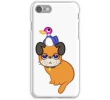 Duckhunt Dog Cat iPhone Case/Skin